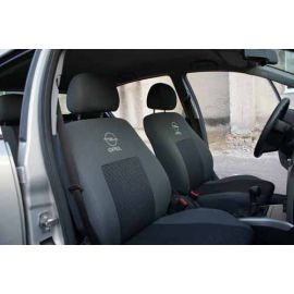 Чехлы в салон модельные для Opel Astra G '98-04 стандарт (комплект)