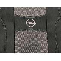 Nika Чехлы в салон модельные для Opel Movano B '10- (1+2) [цельный] (комплект)