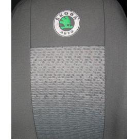 Чехлы в салон модельные для Skoda Octavia I '96-10 стандарт (комплект)