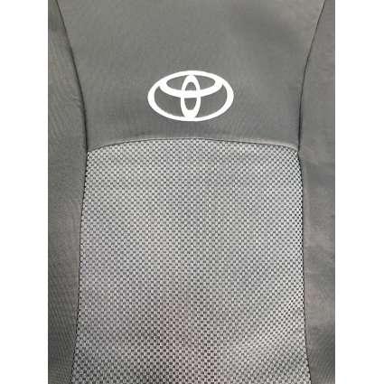 Чехлы в салон модельные для Toyota Corolla (E14/15) '06-12 стандарт (комплект)