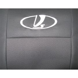 Чехлы в салон модельные для Lada Niva [Нива-Тайга / Lada 4х4] '94- бюджет (комплект)