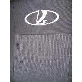 Чехлы в салон модельные для Lada Granta '11- бюджет (комплект)