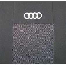Nika Чехлы в салон модельные для Audi 100 (C4/4A) '90-94 (комплект)