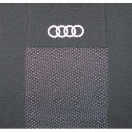 Чехлы в салон модельные для Audi 80 (B3) '86-91 (горбы) стандарт (компл)