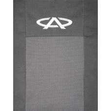 Чехлы в салон модельные для Chery Amulet '03-12 бюджет (комплект)