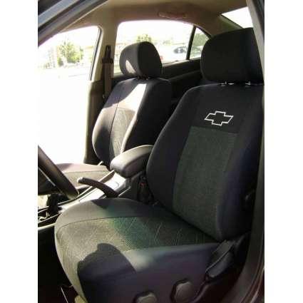 Чехлы в салон модельные для Chevrolet Epica '06-14 премиум (комплект)