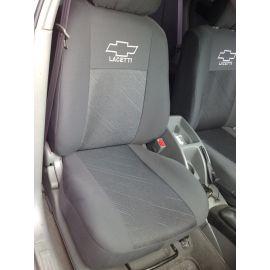 Чехлы в салон модельные для Chevrolet Lacetti '02- [sedan] стандарт (комплект)