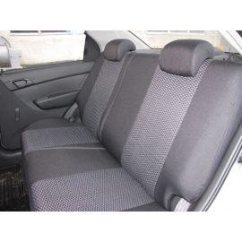 Чехлы в салон модельные для Chevrolet Aveo T200 '02-07 [sedan] стандарт (комплект)
