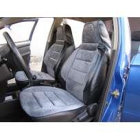 Чехлы в салон Пилот для Chevrolet Aveo T200 '02-07 седан (комплект)