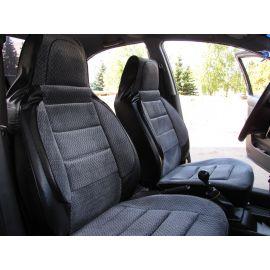 Чехлы в салон Пилот для  CHEVROLET Aveo hatchback