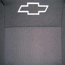 Чехлы в салон модельные для Chevrolet Cruze II '08-16 бюджет (комплект)