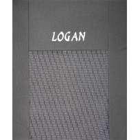 KSUSTYLE Чехлы в салон модельные для  RENAULT Logan MCV '06-12 (5 мест)