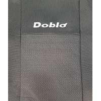 Чехлы в салон модельные для Fiat Doblo I '00-10 (1+1) стандарт (комплект)