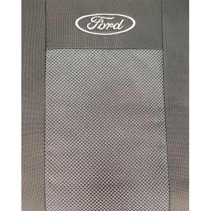 Чехлы в салон модельные для Ford Fiesta VI '02-08 стандарт (комплект)
