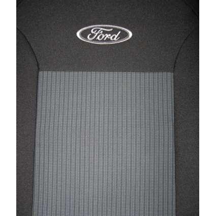 Чехлы в салон модельные для Ford Fusion '02-12 стандарт (комплект)