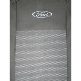 Чехлы в салон модельные для Ford Focus II '04-11 бюджет (комплект)
