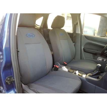 KSUSTYLE Чехлы в салон модельные для  FORD Focus II седан '04-10