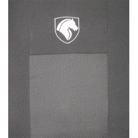 Чехлы в салон модельные для IKCO Samand '02- [c подлокотником] стандарт (комплект)