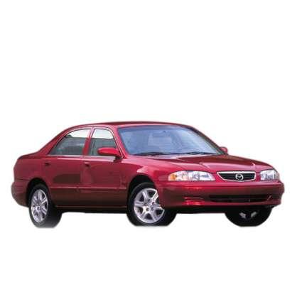 Чехлы в салон модельные для  Mazda 626