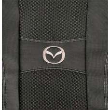 Nika Чехлы в салон модельные для Mazda 3 (BK) '03-09 (комплект)