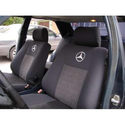KSUSTYLE Чехлы в салон модельные для  Mercedes-Benz W124