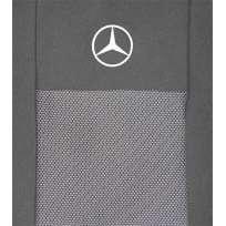 KSUSTYLE Чехлы в салон модельные для  Mercedes-Benz W202 (деленный)