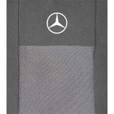 KSUSTYLE Чехлы в салон модельные для  Mercedes-Benz Sprinter '06- (1+2)