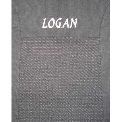 Чехлы в салон модельные для  DACIA Logan '13-