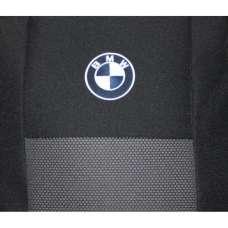 EMC-Elegant Чехлы в салон модельные для BMW 3 (E46) '98-06 (комплект)
