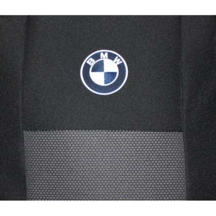 EMC-Elegant Чехлы в салон модельные для BMW 5 (E34) '87-96 (комплект)