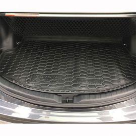 AVTO-GUMM Коврик в багажник Fiat Doblo I '00- (5 мест)