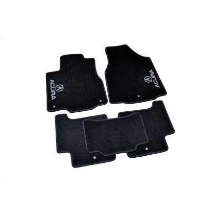 AVTM Коврики в салон текстильные Acura MDX II '06-13 Черные (Комплект 5шт.)
