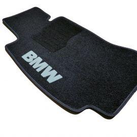 AVTM Коврики в салон текстильные BMW 3 (F30) '12- Черные (Комплект 5шт.)