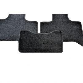 AVTM Коврики в салон текстильные BMW X5 (E53) '99-06 Черные (Комплект 5шт.)