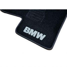 AVTM Коврики в салон текстильные BMW X5 (E70) '07-13 Черные (Комплект 5шт.)
