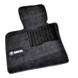 AVTM Коврики в салон текстильные BMW X5 (F15) '13- Черные Premium (Комплект 5шт.)