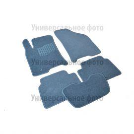 AVTM Коврики в салон текстильные Toyota Land Cruiser Prado 120 '02-09 Серые Premium (Комплект 5шт.)