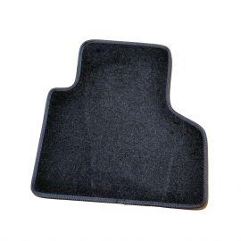 AVTM Коврики в салон текстильные Chevrolet Niva I '02-10 Черные (Комплект 5шт.)