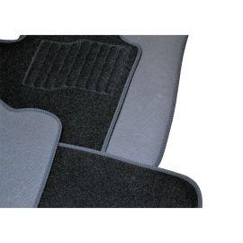 AVTM Коврики в салон текстильные Dacia Logan I '04-13 Черные (Комплект 5шт.)