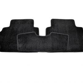 AVTM Коврики в салон текстильные Ford Mondeo V '14- Черные Premium (Комплект 5шт.)