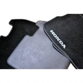AVTM Коврики в салон текстильные Honda CR-V V '16- Черные (Комплект 3шт.)