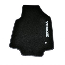 AVTM Коврики в салон текстильные Honda Pilot II '08-15 Черные (Комплект 3шт.)