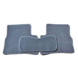 AVTM Коврики в салон текстильные Hyundai Accent/Verna III '05-10 Серые (Комплект 5шт.)