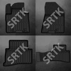 SRTK Коврики в салон глубокие Hyundai Tucson (TL) '15- (Комплект 4шт.)
