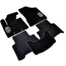 AVTM Коврики в салон текстильные Kia Sorento II '12-14 Черные (Комплект 5шт.)