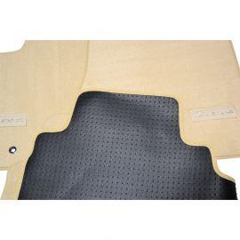 AVTM Коврики в салон текстильные Lexus RX II '03-09 Бежевые Premium (Комплект 3шт.)