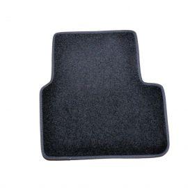 AVTM Коврики в салон текстильные Mazda 3 (BM) III '13- Черные (Комплект 5шт.)