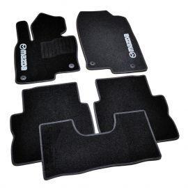 AVTM Коврики в салон текстильные Mazda CX-5 II '17- Черные (Комплект 5шт.)