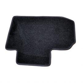 AVTM Коврики в салон текстильные Nissan Leaf I '10-17 Черные (Комплект 5шт.)