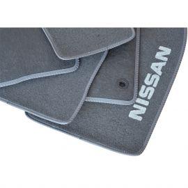 AVTM Коврики в салон текстильные Nissan Qashqai II '14- Серые (Комплект 5шт.)